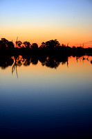 Sunrise Nagambie Lakes VIC
